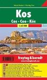Freytag & Berndt Autokarte Kos; Cos; Coo