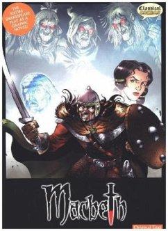 Macbeth the Graphic Novel - Shakespeare, William