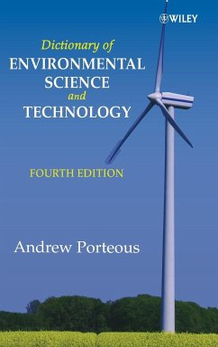 Dictionary of Environmental Science and Technology - Porteous, Andrew