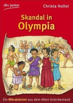 Skandal in Olympia - Holtei, Christa