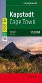Freytag & Berndt Stadtplan Kapstadt. Ciudad del Cabo. Kaapstad; Cape Town, Le Cap; Città del Capo