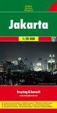 Freytag & Berndt Stadtplan Jakarta; Giacarta