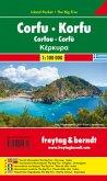 Freytag & Berndt Autokarte Korfu