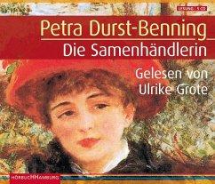 Die Samenhändlerin, 5 Audio-CDs (Sonderausgabe) - Durst-Benning, Petra