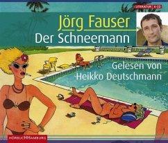Der Schneemann, Sonderausgabe, 6 Audio-CDs
