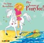 Das kleine Meermädchen / Hier kommt Ponyfee! Bd.10 (Audio-CD)