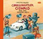 Oberschnüffler Oswald und der krumme Dreh, 2 Audio-CDs