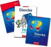 Diercke Weltatlas Ausgabe 2008. Mit CD-ROM Kartographie entdecken und Arbeitsheft TOP Atlastraining