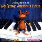 Wolfgang Amadeus Maus, Audio-CD