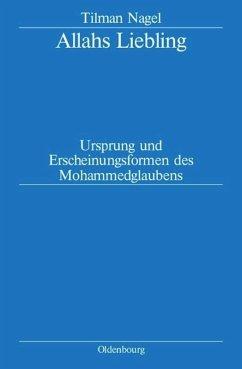 Allahs Liebling - Nagel, Tilman