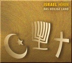 Israel hören - Das heilige Land, 1 Audio-CD - Hesse, Corinna