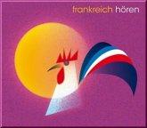 Frankreich hören, 1 Audio-CD