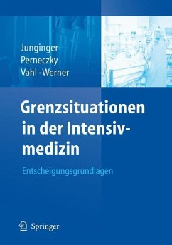 Grenzsituationen in der Intensivmedizin
