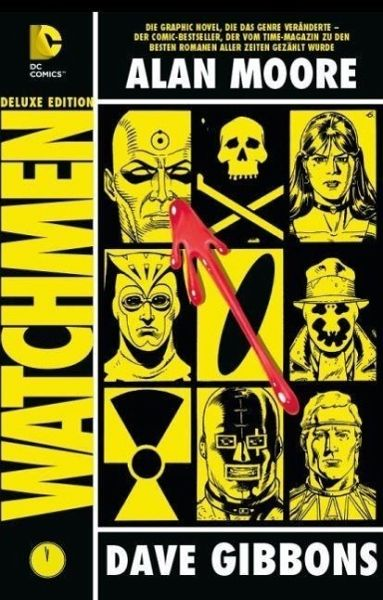 Watchmen - Moore, Alan; Gibbons, Dave