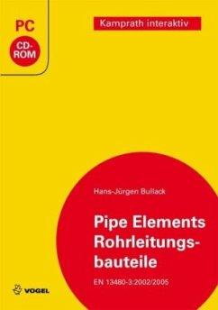 Pipe Elements /Rohrleitungsbauteile
