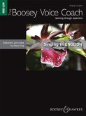 The Boosey Voice Coach: Singing in English Medium/Low Voice: Learning Through Repertoire
