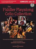 The Fiddler Playalong Cello Collection [With CD]
