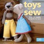 Toys to Sew