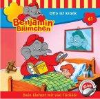 Otto ist krank / Benjamin Blümchen Bd.61 (1 Audio-CD)