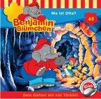 Wo Ist Otto? / Benjamin Blümchen Bd.65 (1 Audio-CD)