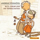 Rico, Oskar und die Tieferschatten / Rico & Oskar Bd.1 (4 Audio-CDs)