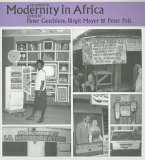 Readings in Modernity in Africa