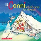 Conni und die Jungs von nebenan / Conni Erzählbände Bd.9 (Audio-CD)