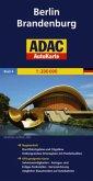 ADAC AutoKarte Berlin, Brandenburg