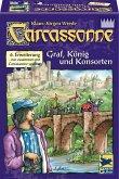 Carcassonne, Graf, König und Konsorten (Spiel-Zubehör)