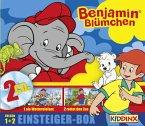 Einsteiger Box / Benjamin Blümchen (2 Audio-CDs)