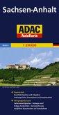 ADAC AutoKarte Sachsen-Anhalt