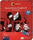 Lernkrimi-Sprachkurs Englisch für Anfänger