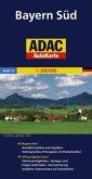 ADAC AutoKarte Bayern Süd
