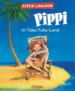 Pippi in Taka-Tuka-Land (farbig) - Lindgren, Astrid