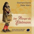 Der Bürger als Edelmann, 1 Audio-CD