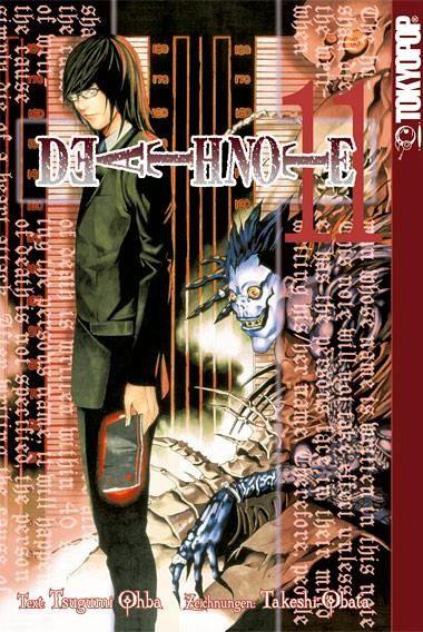 Death Note Bd.11 - Ohba, Tsugumi; Obata, Takeshi