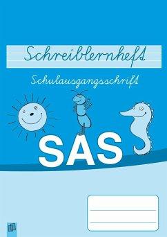 Schreiblernheft Schulausgangsschrift - Morgenthau, Lena