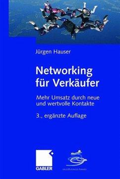 Networking für Verkäufer - Magersuppe, Klaus