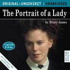 The Portrait of a Lady, 2 MP3-CDs\Bildnis einer Dame, 2 MP3-CDs, englische Version