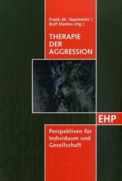Therapie der Aggression