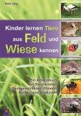 Kinder lernen Tiere aus Feld und Wiese kennen