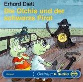 Die Olchis und der schwarze Pirat / Die Olchis - Sonne, Mond und Sterne Bd.4 (Audio-CD)
