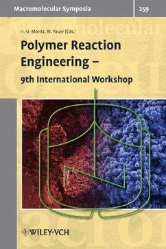 Polymer Reaction Engineering