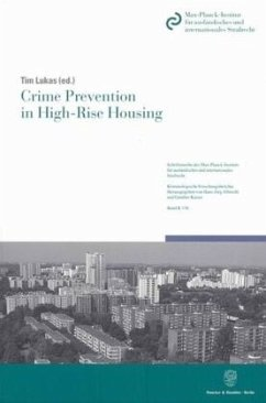 Crime Prevention in High-Rise Housing - Lukas, Tim (ed.)