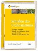 Schriften des Urchristentums, 1 CD-ROM