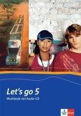Let's go 5. Workbook mit Audio-CD