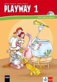 Playway ab Klasse 1. 1.Schuljahr. Pupil's Book mit Audio-CD. Nordrhein-Westfalen