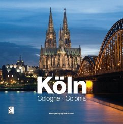 Köln. Cologne. Colonia, Bildband u. 4 Audio-CDs