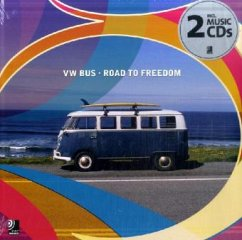 VW Bus - Road To Freedom (Earbook)