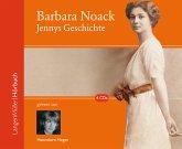 Jennys Geschichte, 4 Audio-CDs